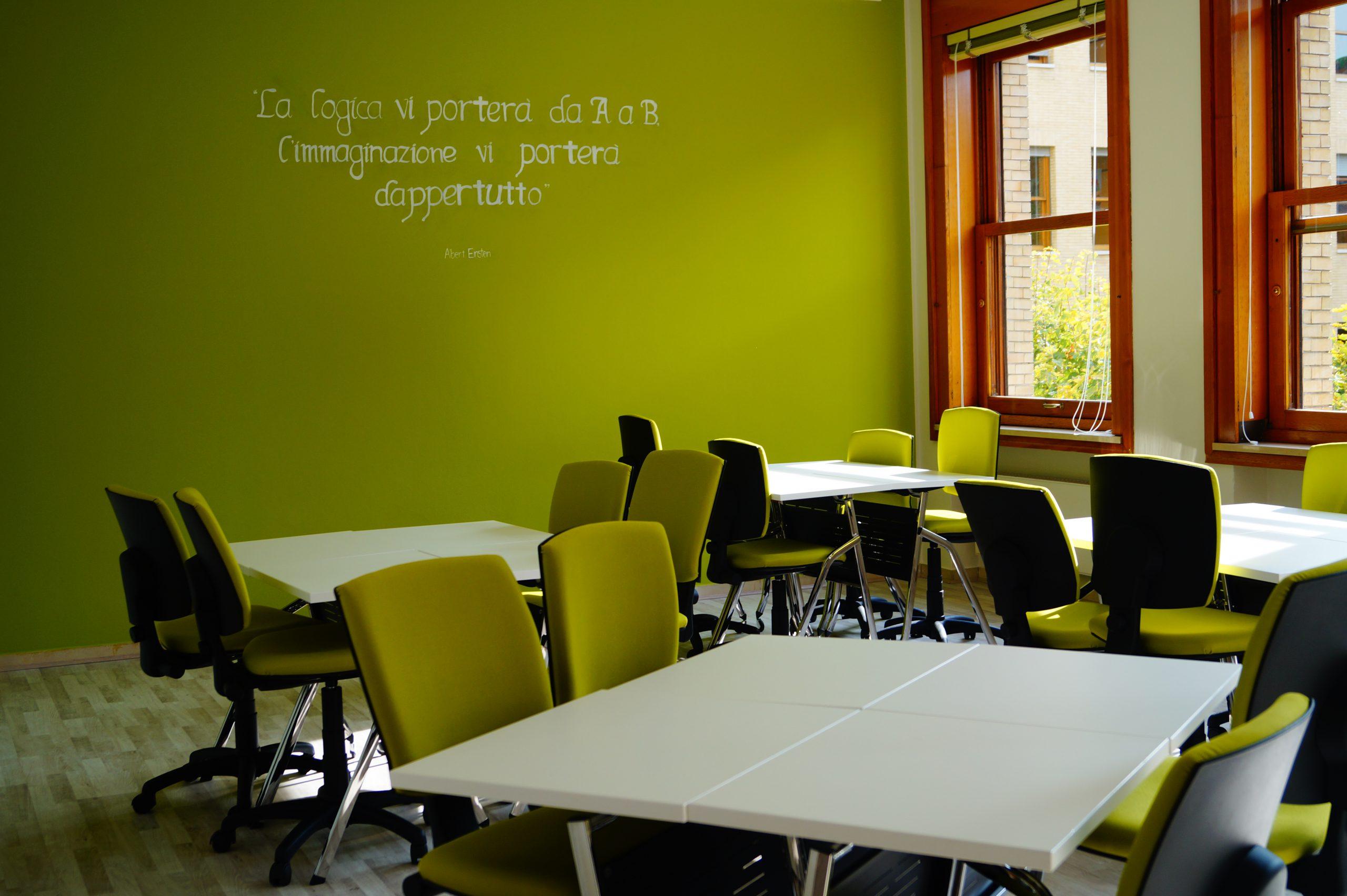 laboratorio verde bergamo